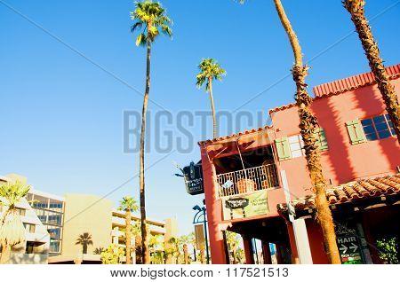 Palm Canyon Dr