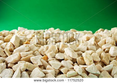 Gravel On Green
