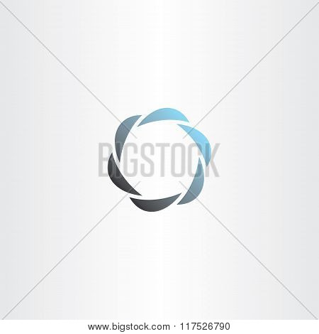 Abstract Business Logo Company Icon Vector Element