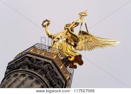 Victory Column of Berlin, Germany