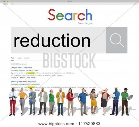 Reduction Discount Business Budget Promotion Concept