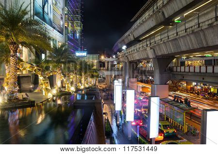 Siam Paragon Shopping Center