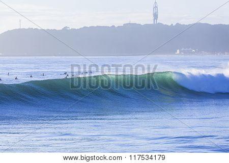 Wave Surfers