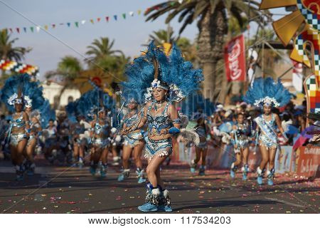 Tobas Dancer