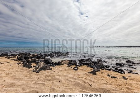 Puerto Chino Beach ,Galapagos