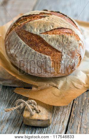 Wheaten Homemade Bread.