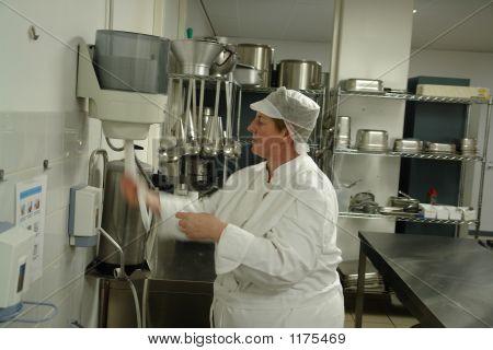 Hygiene Process Kitchen