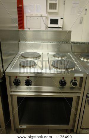 Industrial Cooking Range