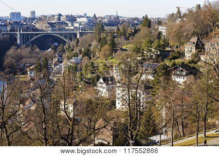 General View Of Bern
