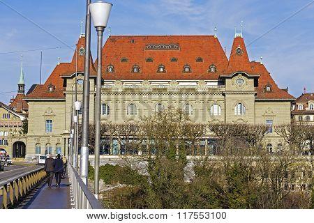 Kultur Casino In Bern In Switzerland