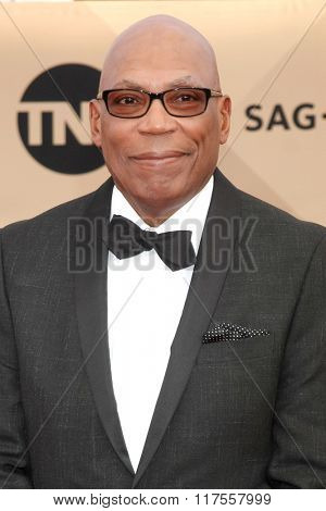 LOS ANGELES - JAN 30:  Paris Barclay at the 22nd Screen Actors Guild Awards at the Shrine Auditorium on January 30, 2016 in Los Angeles, CA