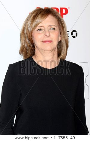 LOS ANGELES - FEB 8:  Nancy Meyers at the 15th Annual Movies For Grownups Awards at the Beverly Wilshire Hotel on February 8, 2016 in Beverly Hills, CA