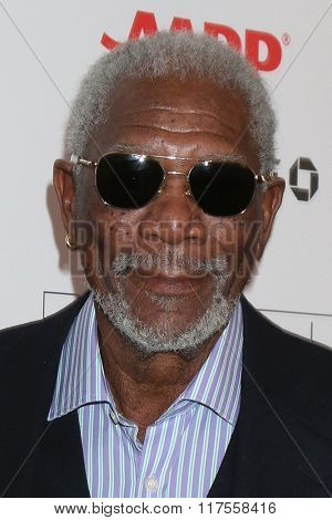LOS ANGELES - FEB 8:  Morgan Freeman at the 15th Annual Movies For Grownups Awards at the Beverly Wilshire Hotel on February 8, 2016 in Beverly Hills, CA