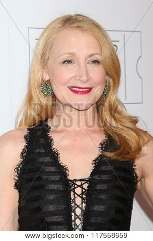 LOS ANGELES - FEB 8:  Patricia Clarkson at the 15th Annual Movies For Grownups Awards at the Beverly Wilshire Hotel on February 8, 2016 in Beverly Hills, CA