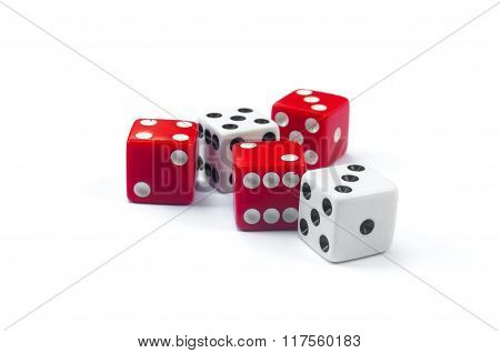 Five Dices Mixed