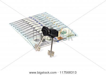 Dollars Under The Keys
