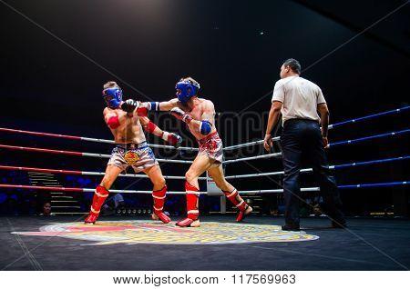 Krudam Fight #4 On Muaythai Day