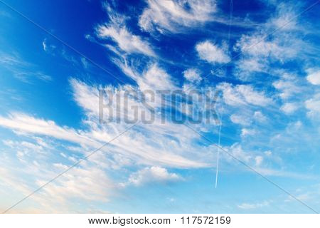 nice sky
