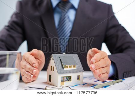 Mortgage for house