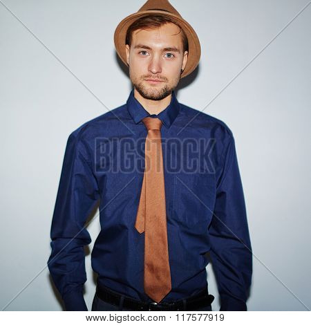 Guy in formalwear
