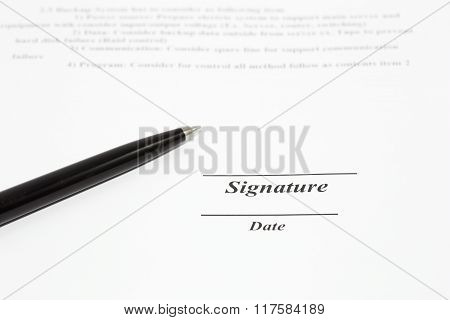 Sign Name
