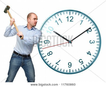Stop The Time
