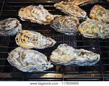 Oysters Grill Fresh Seafood Market