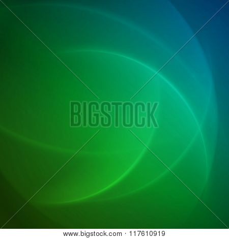 Blue smooth twist light lines vector background. Good for Brochure, Presentation, Advertising Banner, Flyer or Poster design. Abstract Background, Waves Background, Abstract Background Vector.