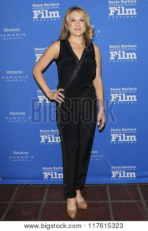 SANTA BARBARA - FEB 9:  at the Montecito Award at the Arlington Theatre at the 31st Santa Barbara International Film Festival on February 9, 2016 in Santa Barbara, CA