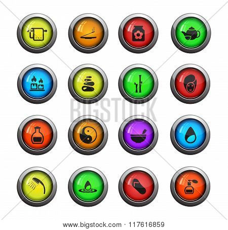 Spa simply icons