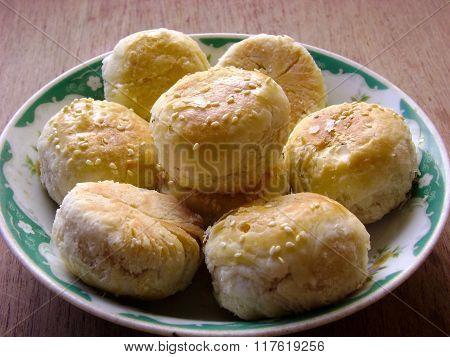 Pasty snack