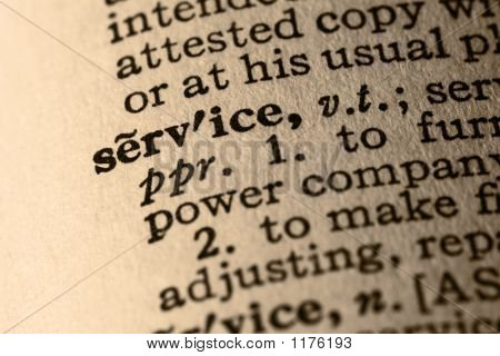 The Word Service