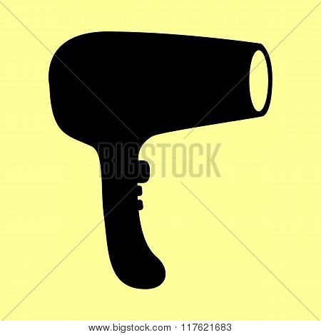 Hair Dryer sign