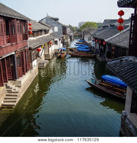 Zhouzhuang, The Ancient Water Village