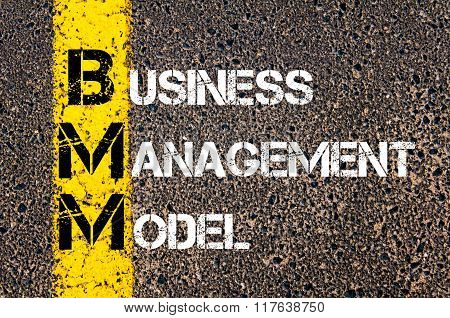 Business Acronym Bmm Business Management Model
