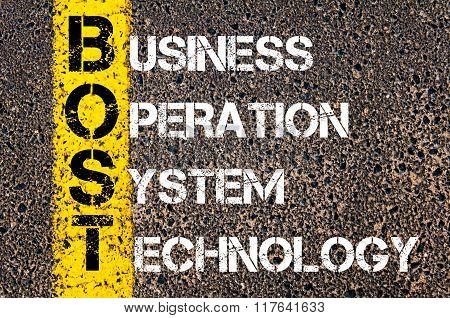 Business Acronym Bost