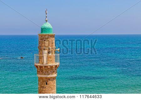 Al-Bahr Mosque Tel Aviv