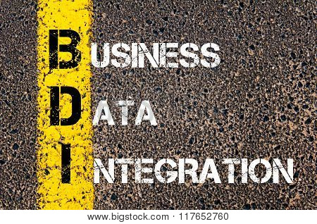 Business Acronym Bdi Business Data Integration