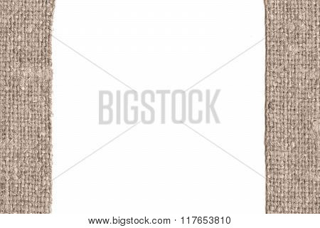 Textile Weft, Fabric Exterior, Almond Canvas, Antique Material, Detail Background