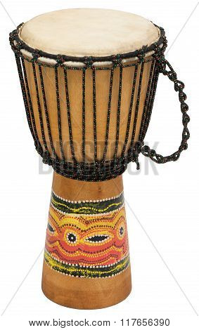 African Djembe Drum