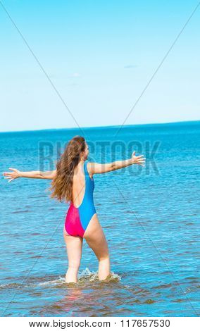 Running Free On Vacation