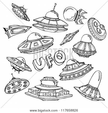 Collection of UFO