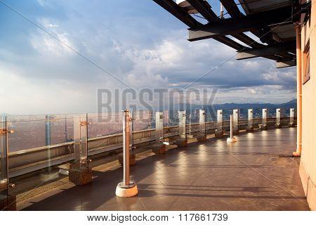 Tv Tower In Kuala Lumpur, Malaysia