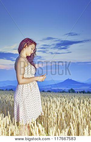 Single Young Girl