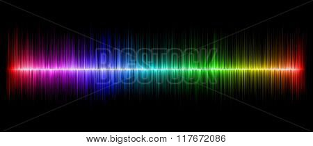 Colorful Abstract Amplitude