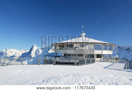 Schilthorn, Switzerland