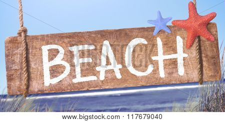 Beach Summer Tropical Travel Vacation Outdoor Coast Concept