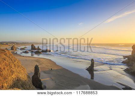 Bandon Beach,Oregon, USA