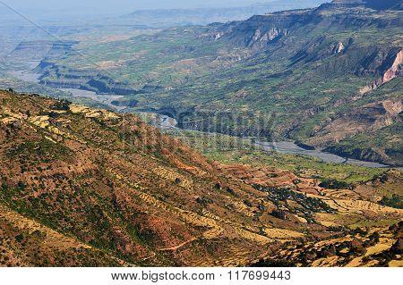Rift Valley Landscape