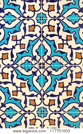 Beautiful Persian design pattern.